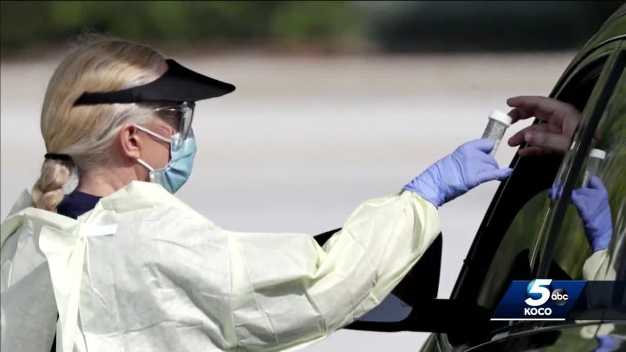 Expert explains why Oklahoma's COVID-19 case numbers continue to rise as people wear masks