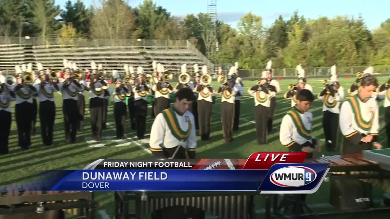 Dover band plays live on WMUR