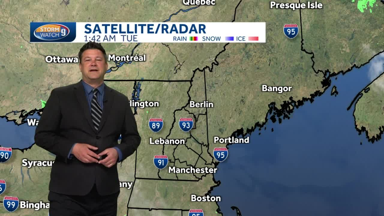 WATCH: Sunny and cool