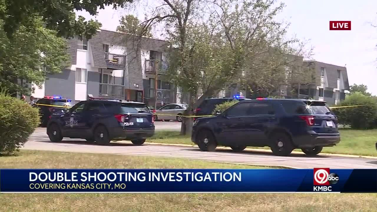 Two critically injured in double shooting in south Kansas City