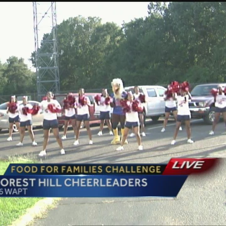 FFF: Forest Hill Cheerleaders