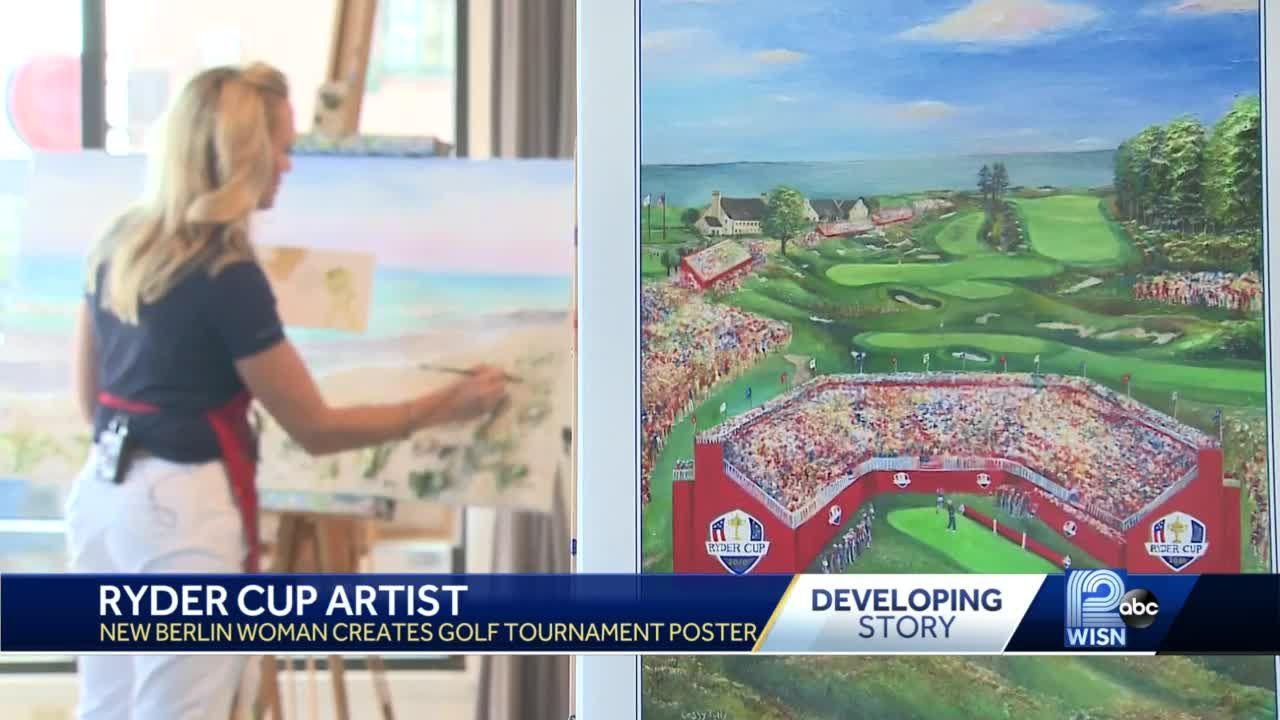 Ryder Cup Artist