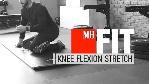 The Stretch That Prevents Knee Pain