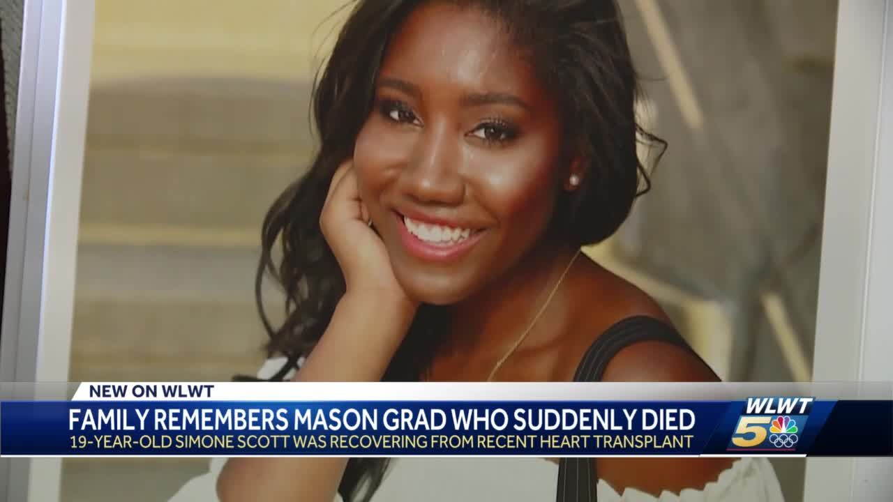 Family remembers Mason grad who suddenly died