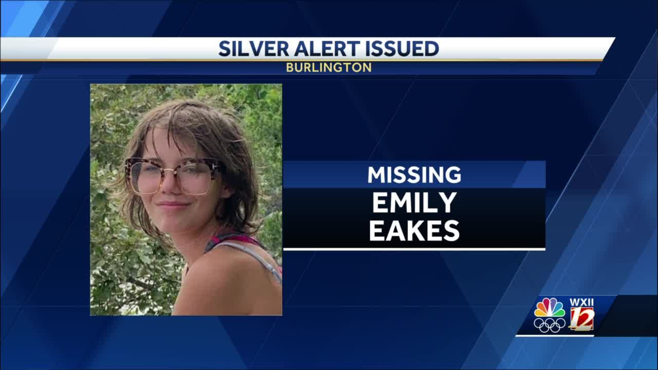 Burlington Police search for runaway teen