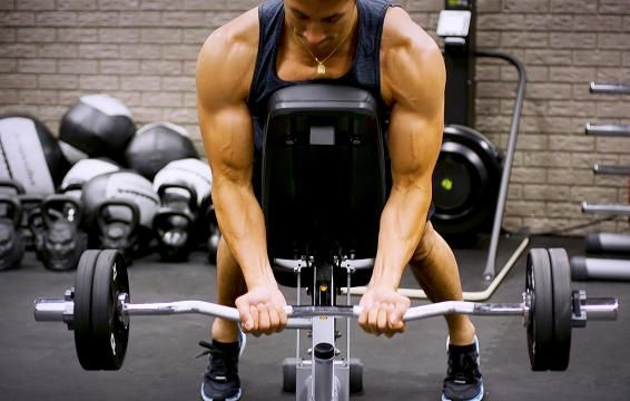 Build Sleeve-Popping Biceps With This Spider Curl