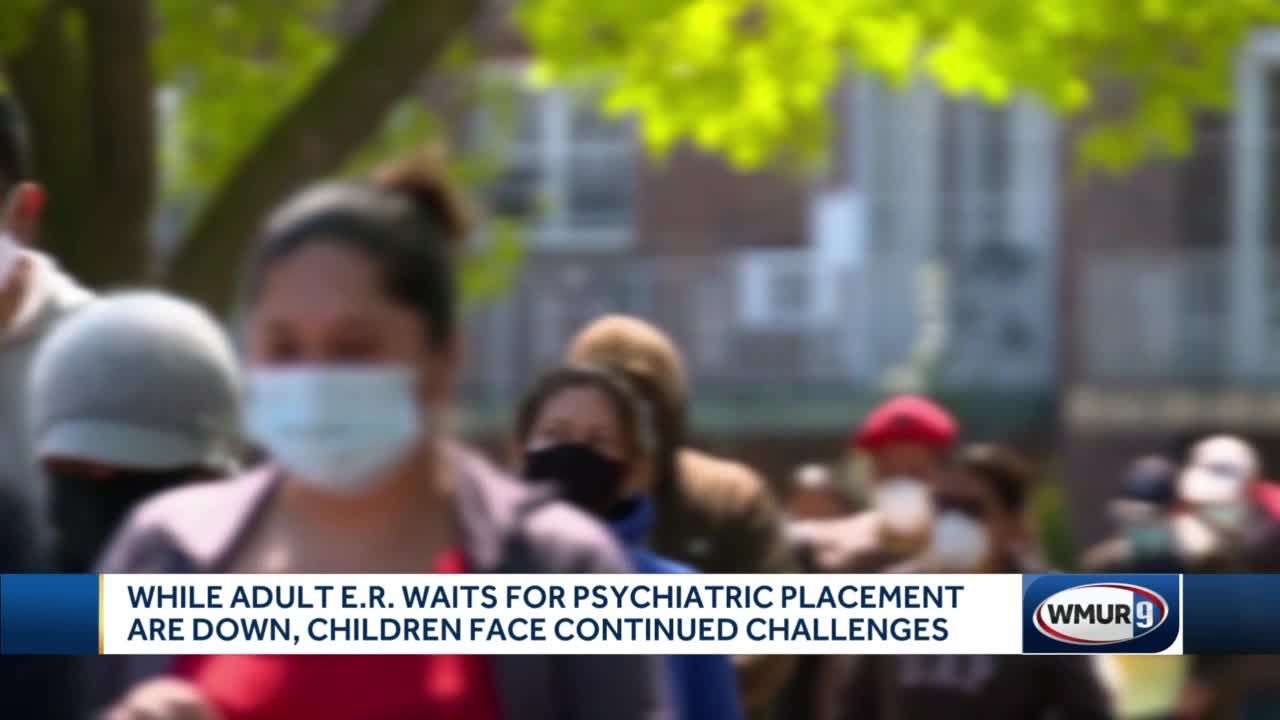 Children facing continued waits for psychiatric placements