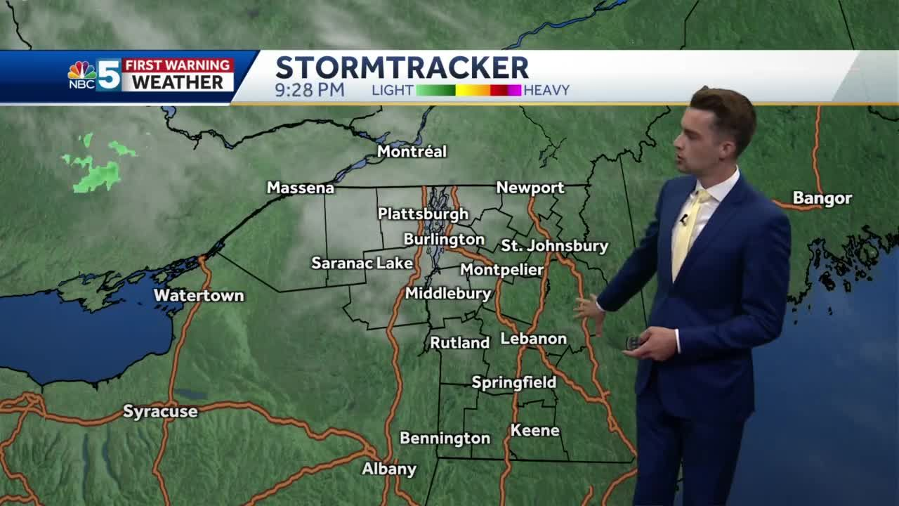 Video: More nice weather Sunday (6-12-21)