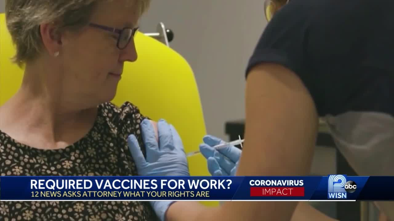 Can employers force workers to get COVID-19 vaccine?