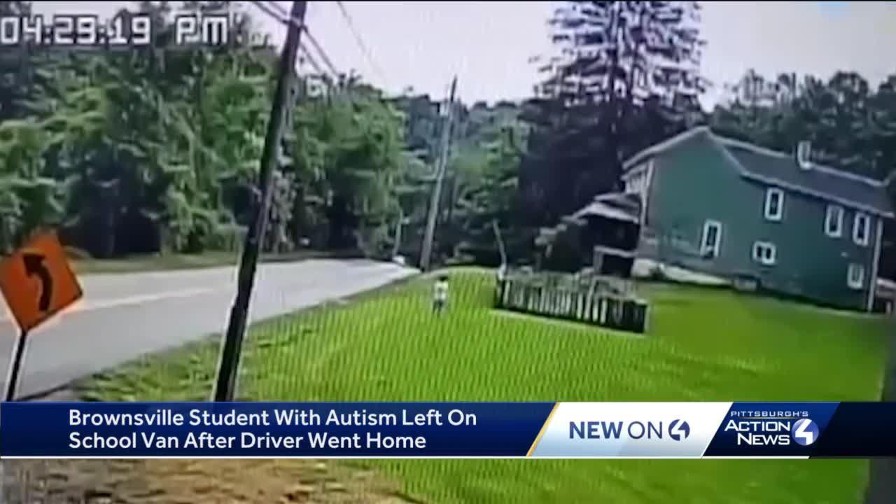 Child left in school van in Fayette County
