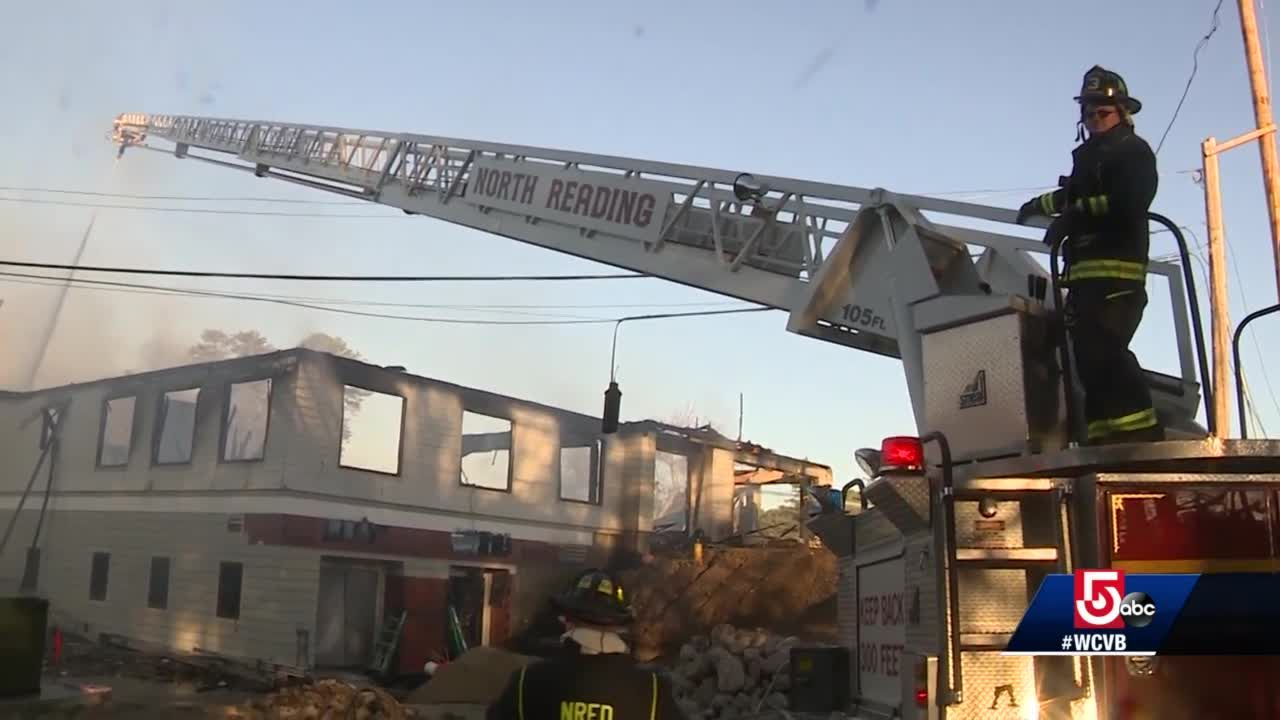 Investigation under way after clubhouse destroyed in fire