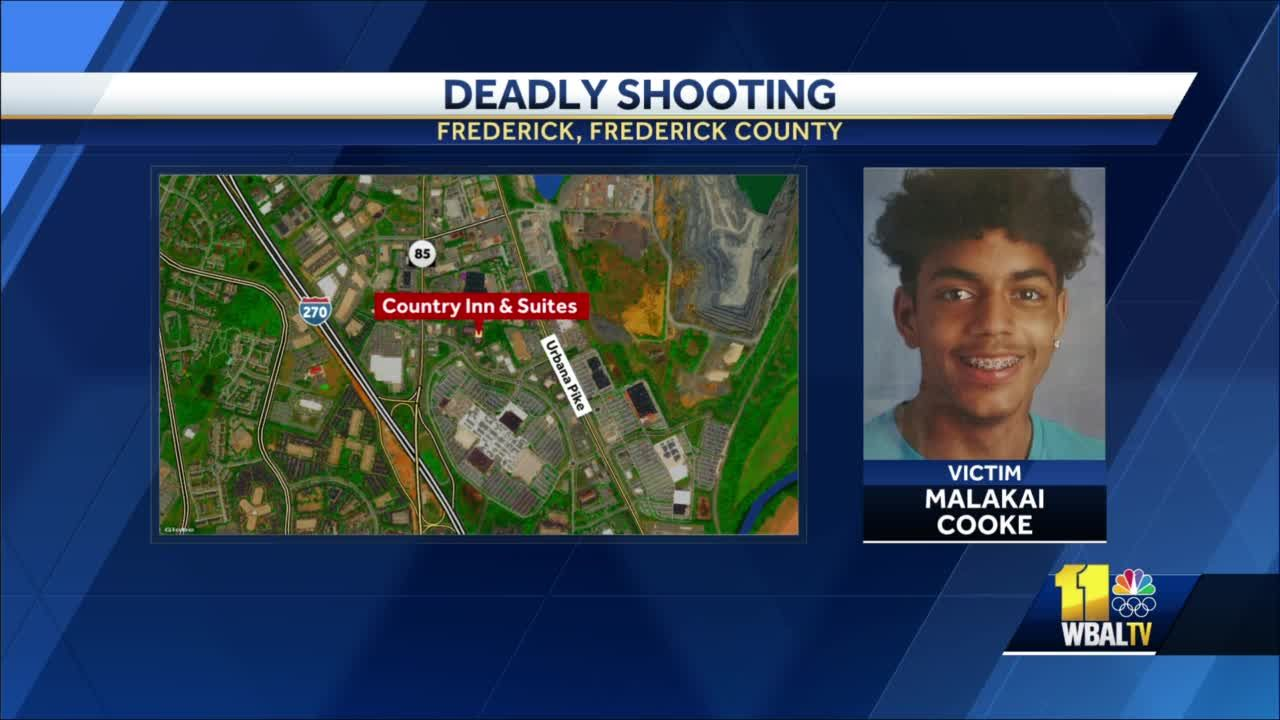 Frederick deputies investigate fatal shooting of teen at hotel