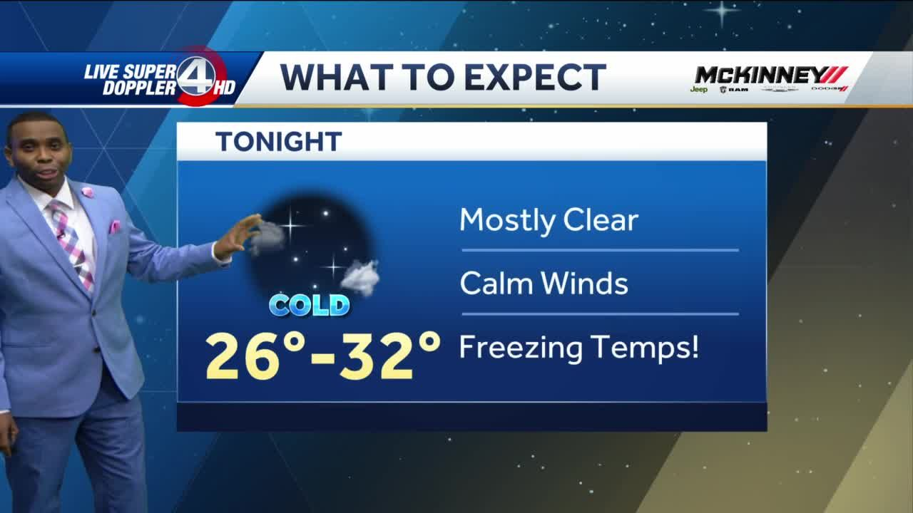 Videocast: Frosty Start Sunday