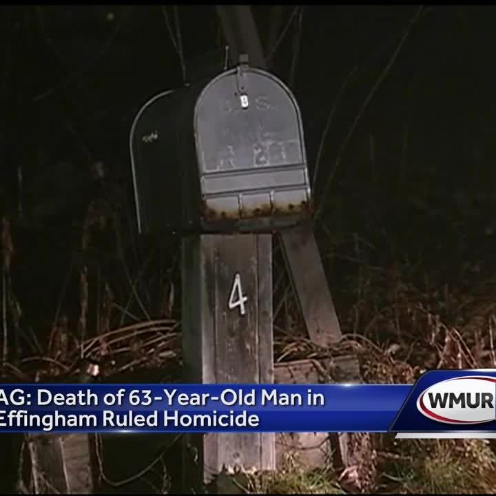 Effingham man's death ruled homicide