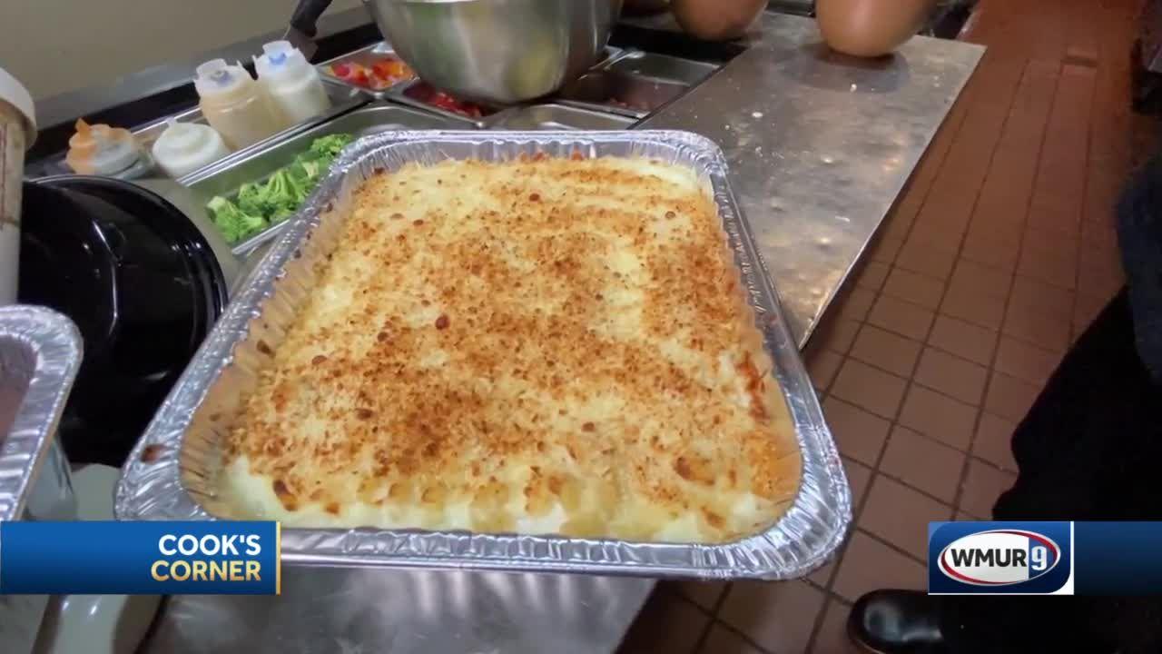 Cooks Corner: Pulled pork mac & cheese