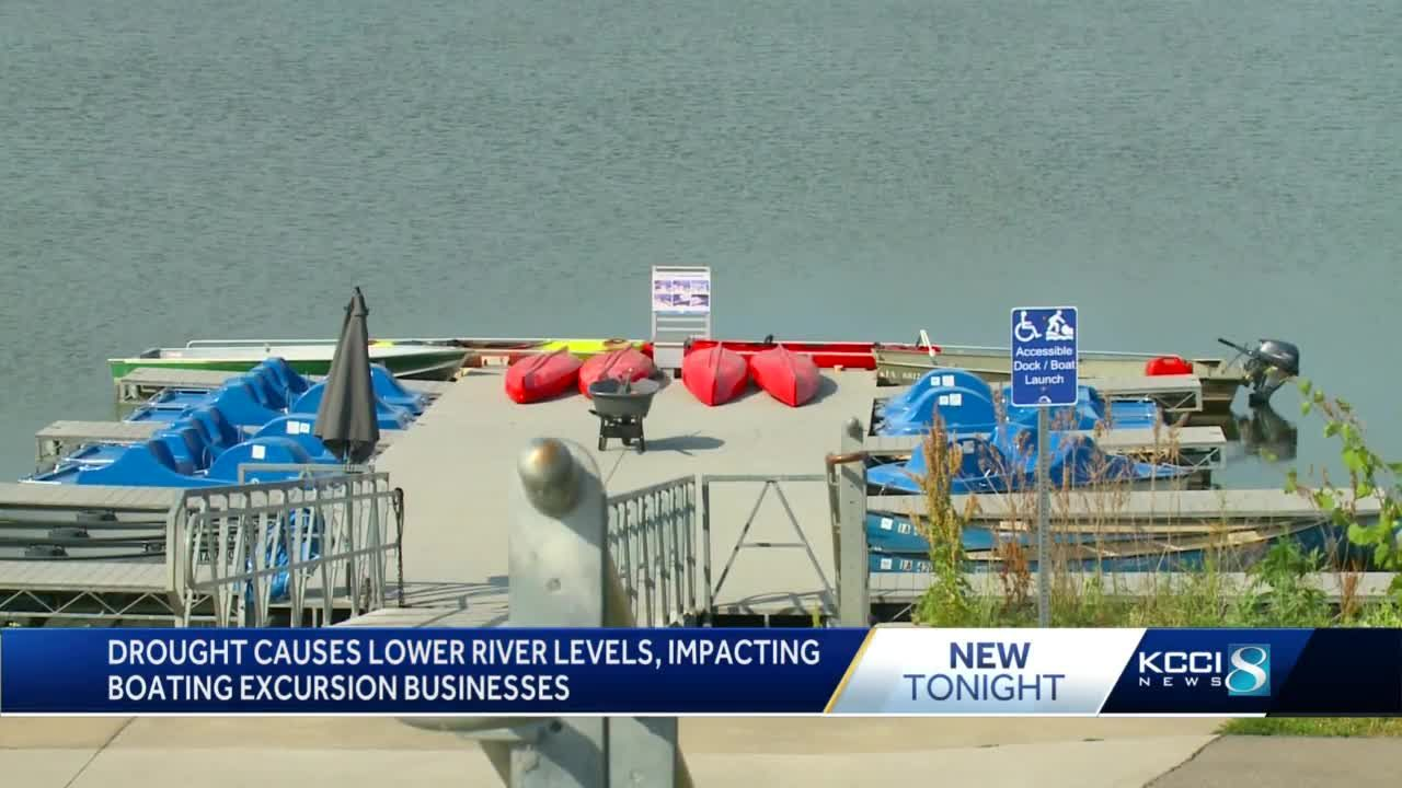 Drought puts a damper on summer water excursions
