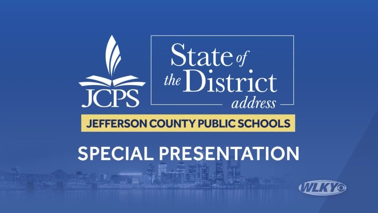 WATCH: JCPS 'State of the District' address