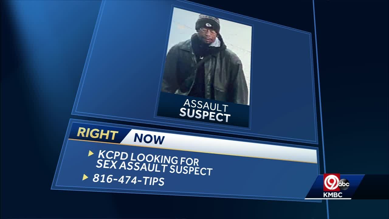 KC police ask for help identifying man suspected in 2 sexual assaults downtown