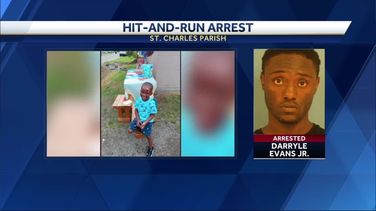 hit and run 4 year old