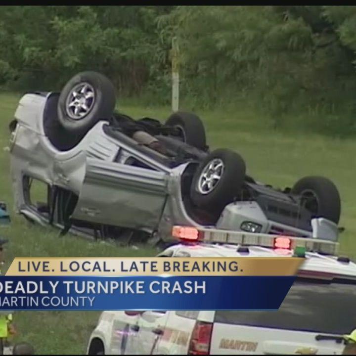 1 person killed in Martin County crash