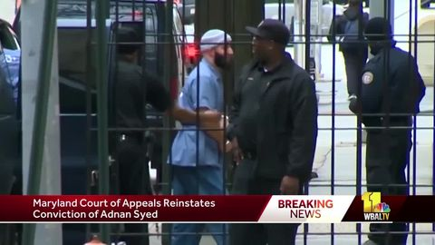 Adnan Syed Trials, Convictions, and Appeals Timeline - Hae
