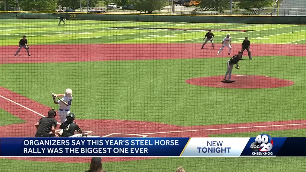 Baseball tournament proves to be a big draw in Fort Smith