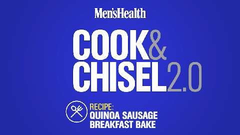 Breakfast: Quinoa Sausage Breakfast Bake