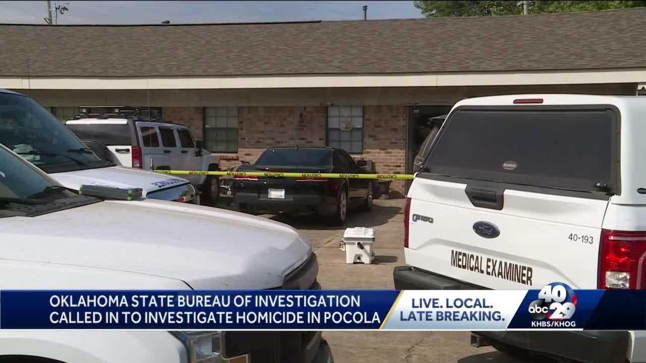 OSBI investigating possible homicide in Pocola