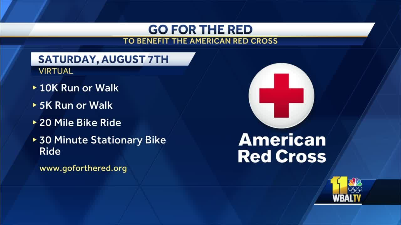 """The American Red Cross to host the """"Go for the Red"""" fundraiser"""