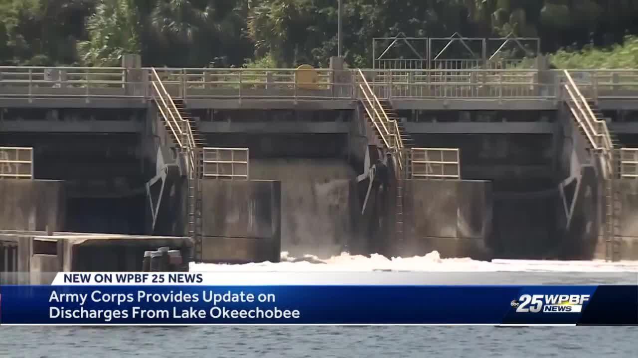 Lake Okeechobee Update