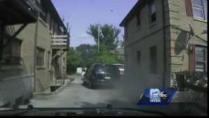 Dramatic video released from high-speed chase through Glendale