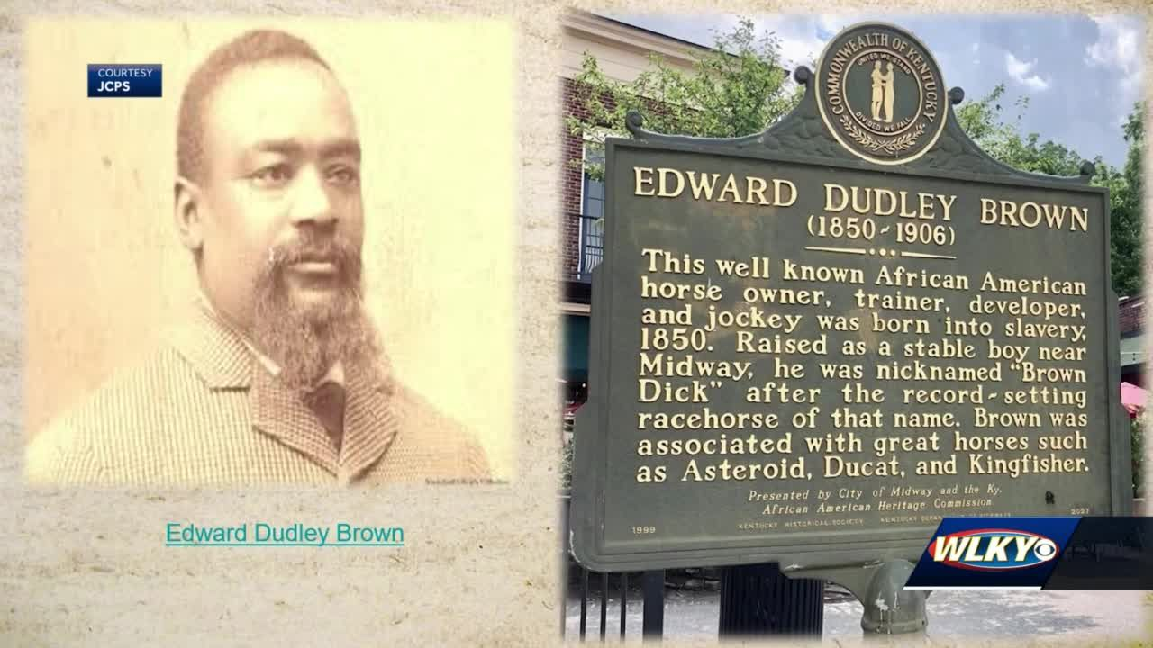 JCPS lesson plan centers around Black history of Kentucky Derby