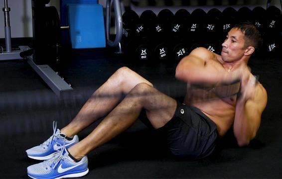 The 20-Minute Circuit That Will Make Your Abs Scream