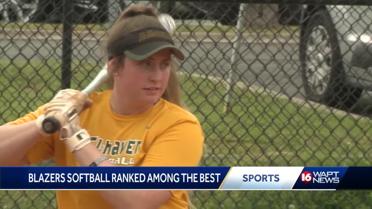 Belhaven softball is one of the best teams in the country here's why