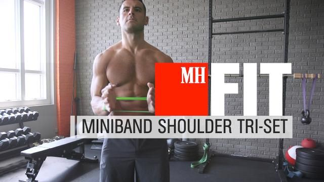 3 Moves That Will Help Prevent Painful Shoulder Impingements