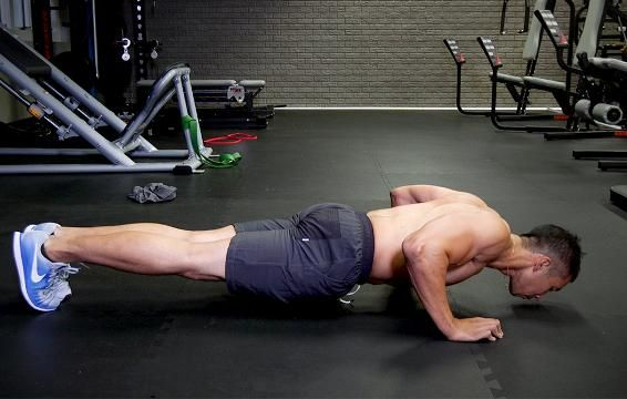 This 3-Move Routine Will Help You Build the Perfect Chest