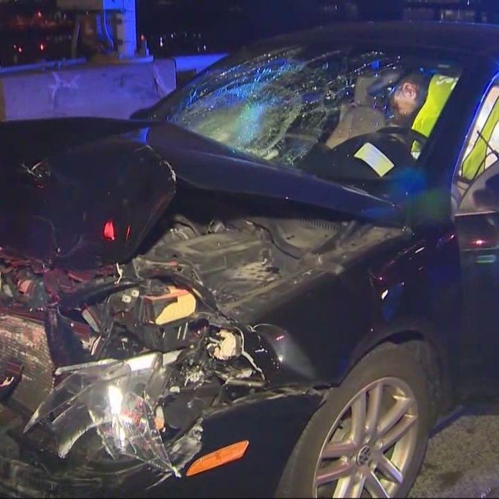 Driver killed in Massachusetts Turnpike Crash