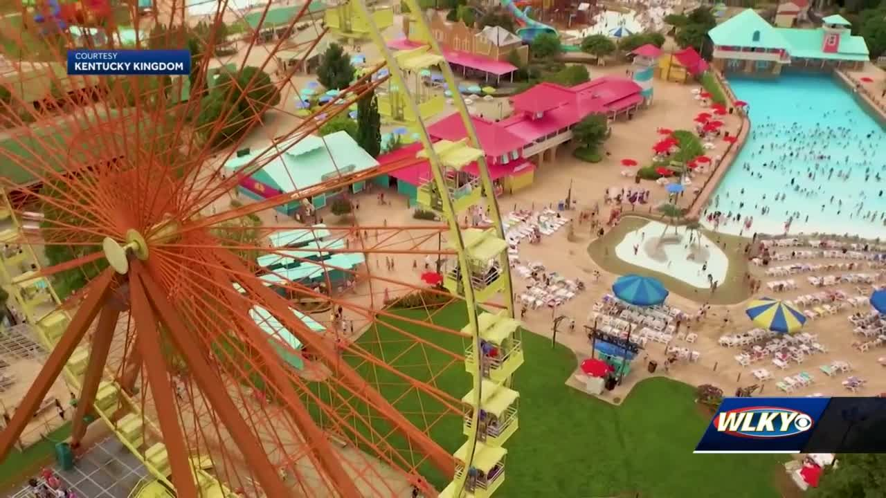 Kentucky Kingdom opens this weekend for its 34th season