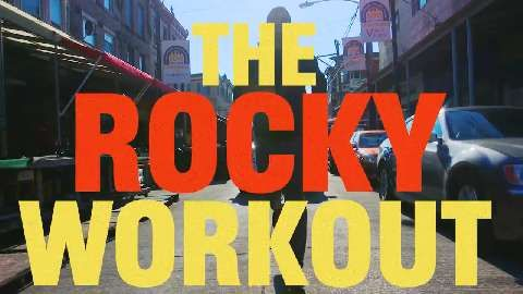 The Ultimate Rocky-Inspired Workout