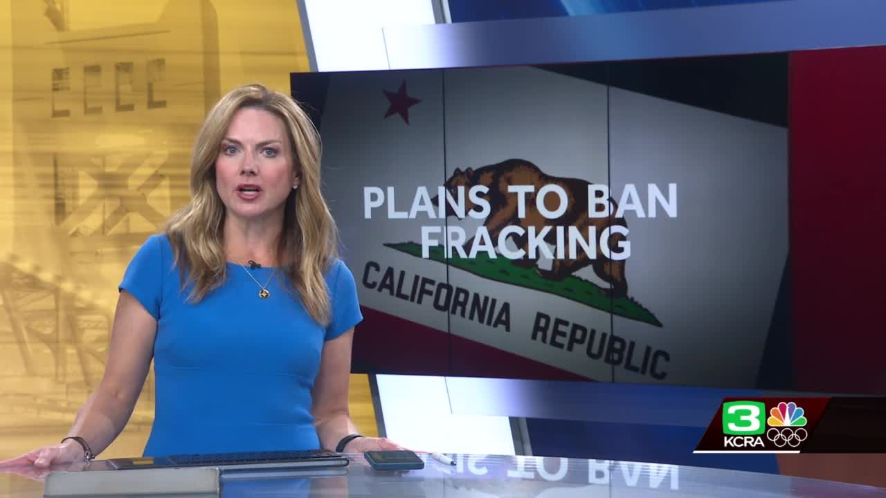 Gov. Gavin Newsom seeks ban on new fracking by 2024