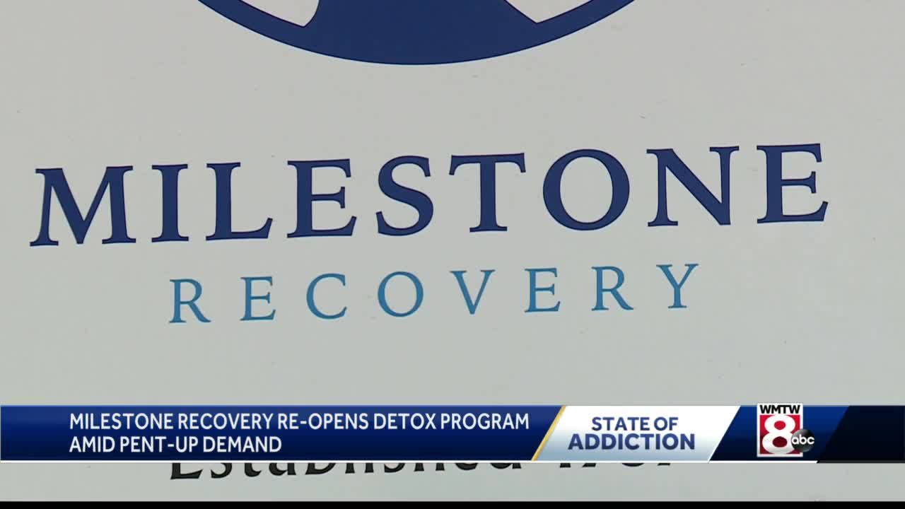 Milestone Recovery reopens medical detox program in Portland