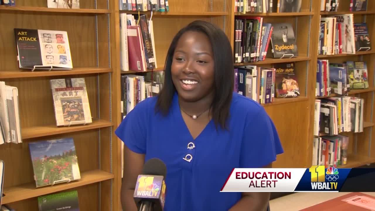 Overlea grad named Baltimore County Young Woman of the Year
