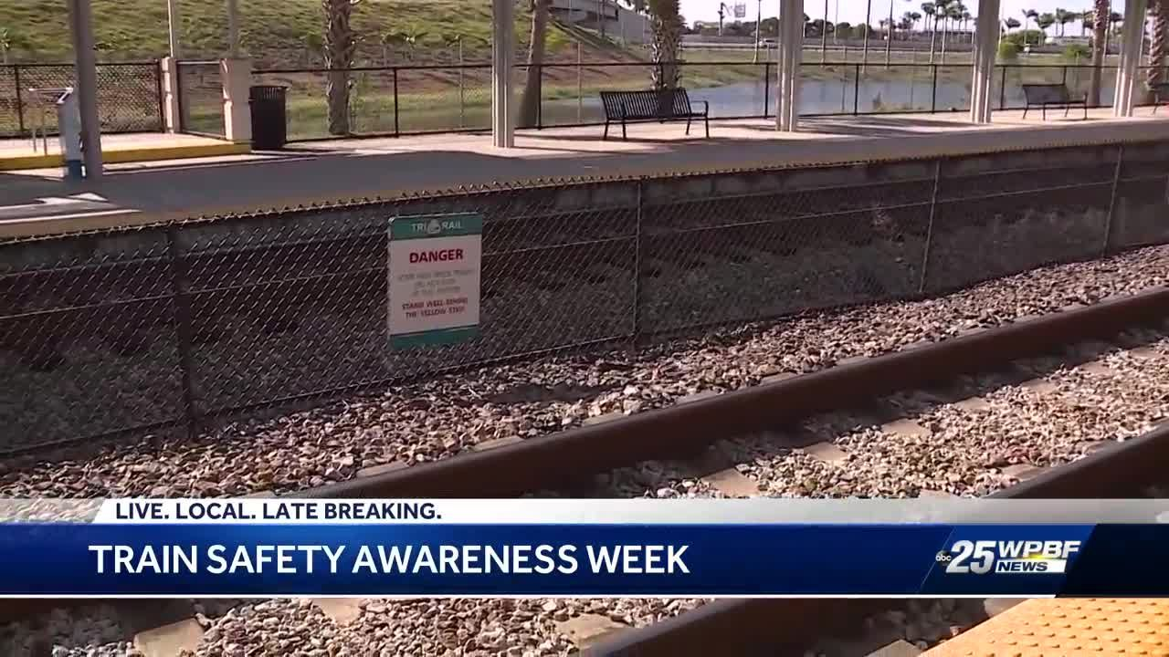 Train safety initiative hopes to save lives