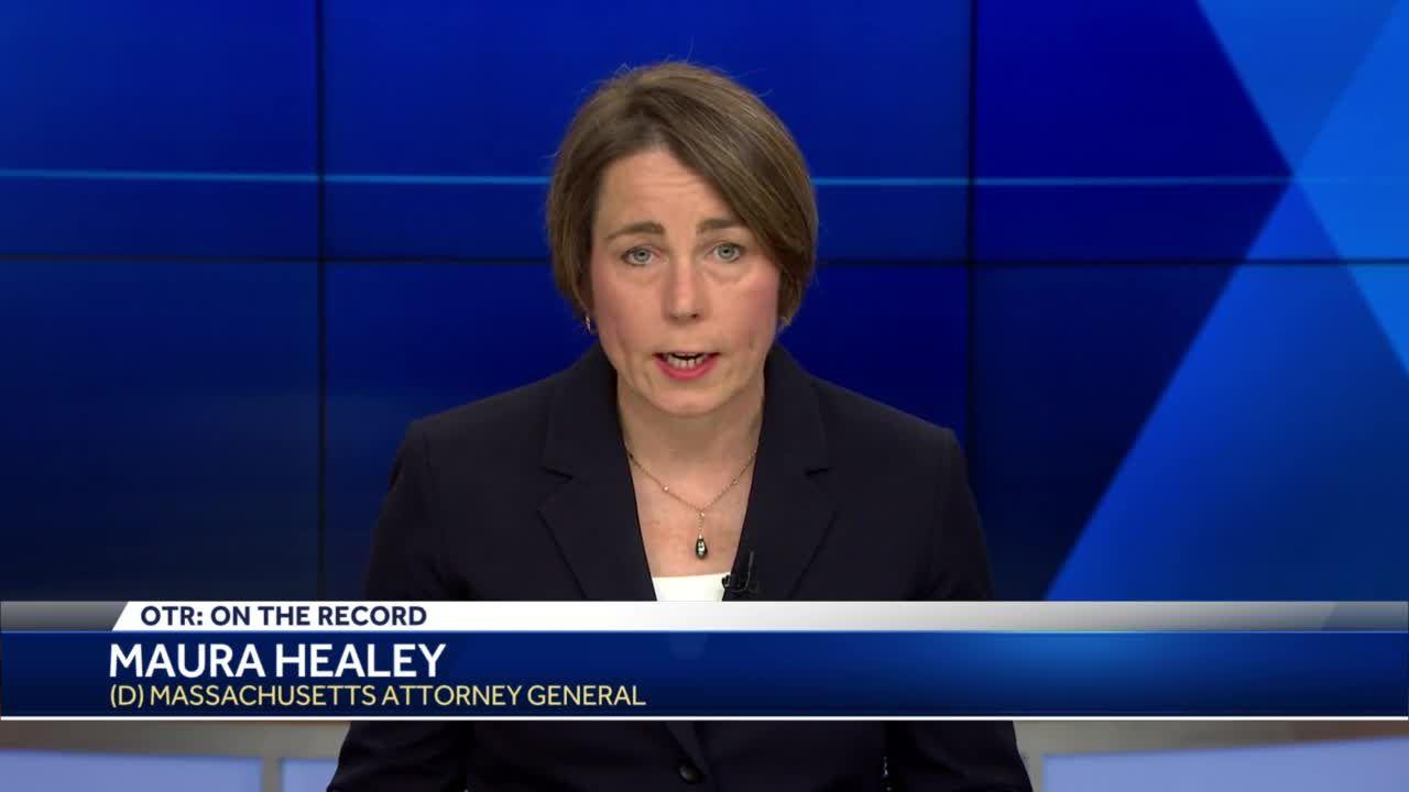 OTR: Massachusetts AG Maura Healey provides update on her lawsuit against Facebook