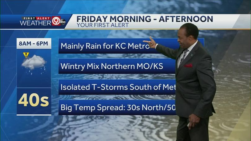 Winter Storm Watch Issued For Entire Kansas City Metro Area
