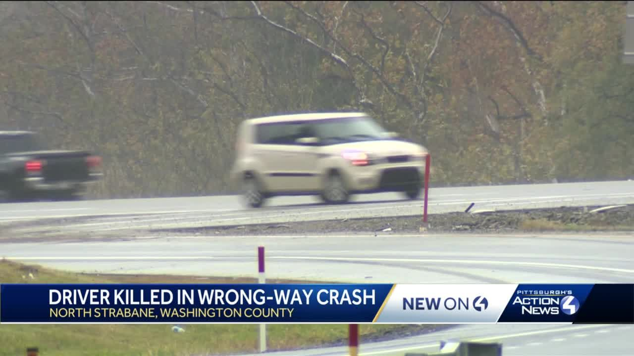Fatal I-79 Wrong-Way Crash