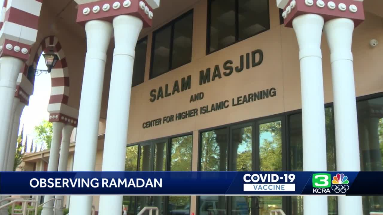 Sacramento Muslim leader says getting the COVID-19 vaccine will not break Ramadan fast