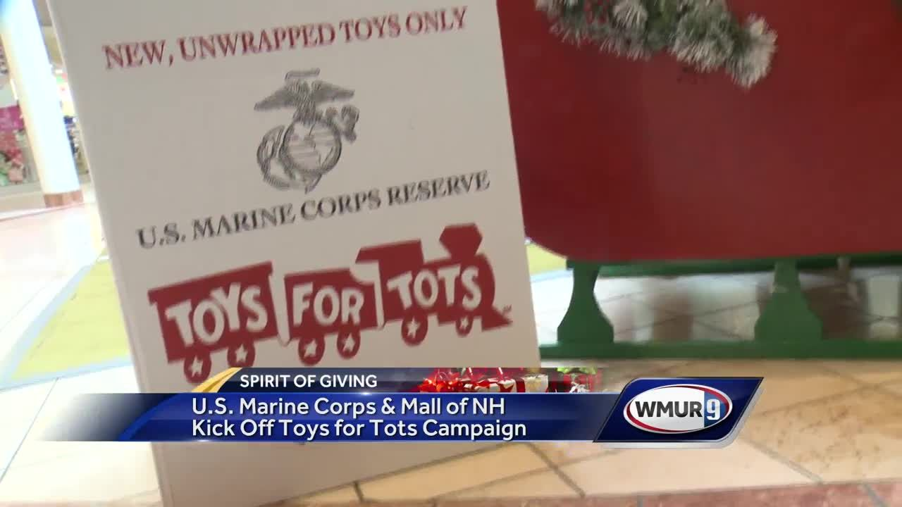Offical Logo For Toys For Tots : Toys stolen from marine toys for tots drive myfox