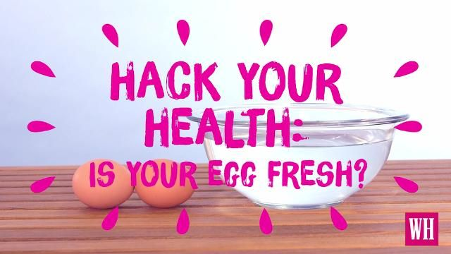 Here's How to Tell if You Should Toss Those Eggs in Your Fridge