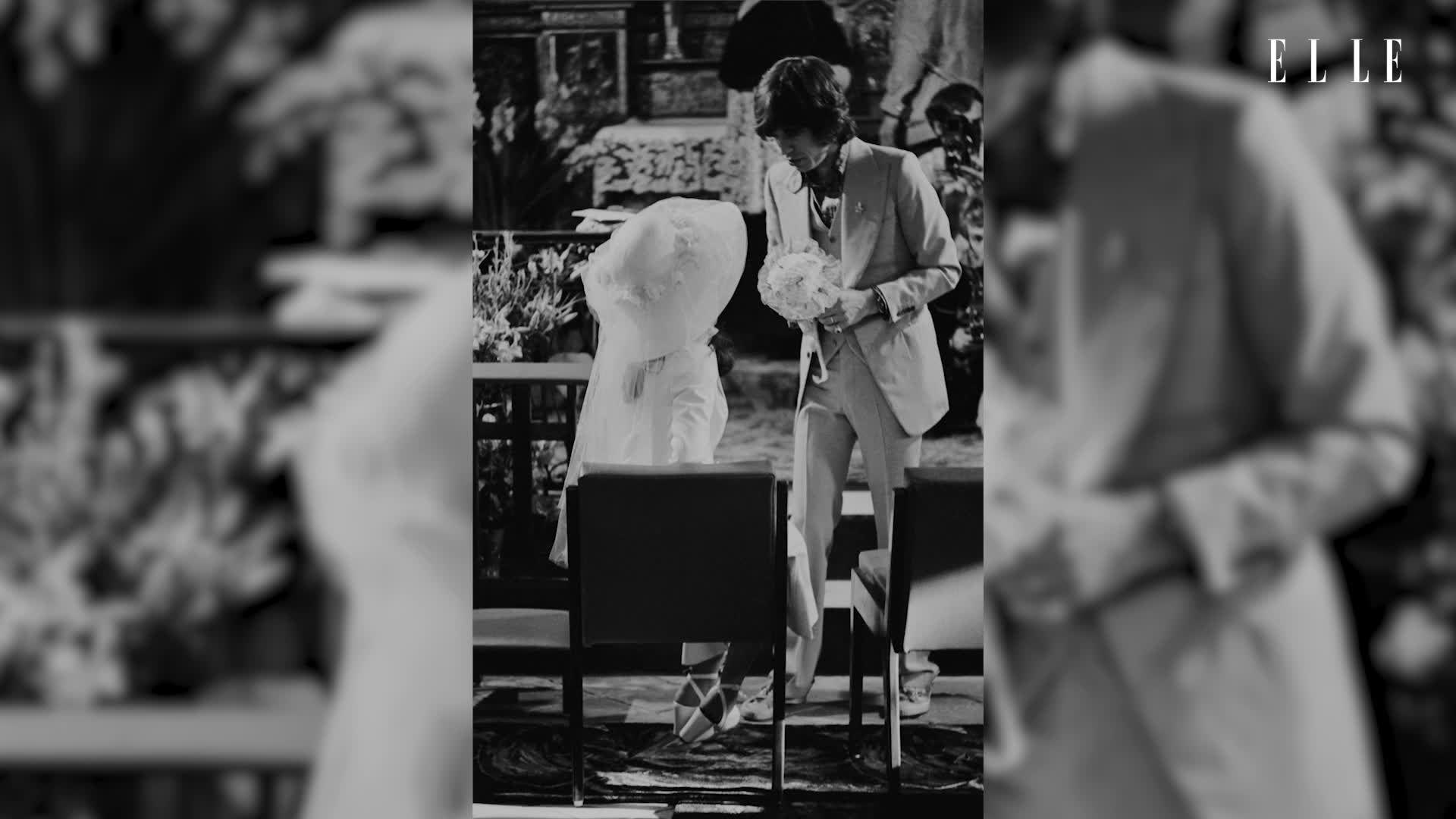 C'era una volta un sì... Il matrimonio di Mick e Bianca Jagger in un podcast esclusivo